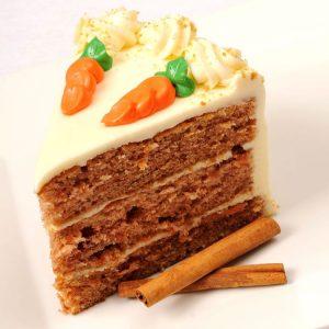 طرز تهیه کیک هویچ و گردو