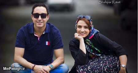 امیرحسین رستمی و گلاره عباسی,عکس آتلیه ای امیرحسین رستمی
