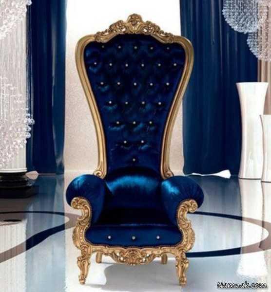 تصاویرجدیدترین مدل مبلمان استیل و میز ست سلطنتی پذیرایی