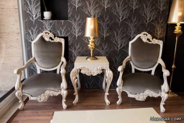 مدل مبل و میز سلطنتی