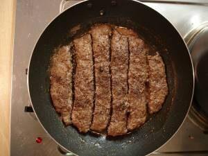 نحوه پخت کباب تابه ای خوشمزه