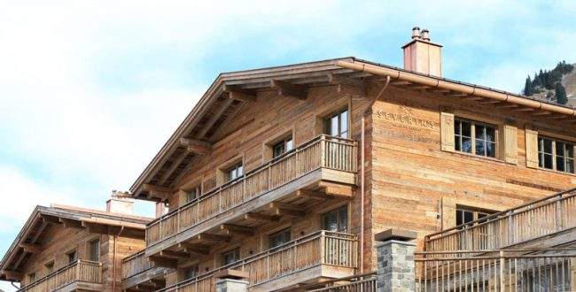 آشنایی با مجللترین اقامتگاههای اسکی در سراسر جهان