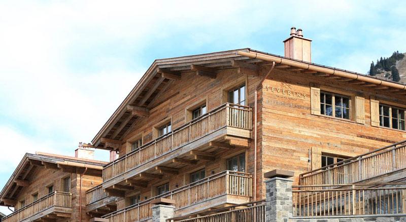 اتریش؛ لچ (Lech)؛ پیست بکر آلپاین، هتل سورین