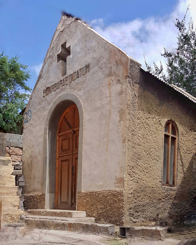 کلیسای سرخ