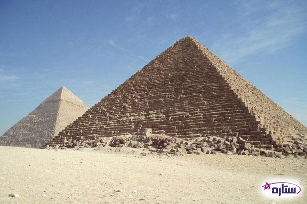 اهرام تاریخی جیزه، معماری هرم های مصر باستان