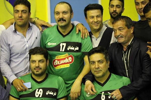 بیوگرافی حمیدرضا پگاه و همسرش نغمه نادری