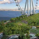 بزرگترین چرخ و فلک دنیا در نیویورک