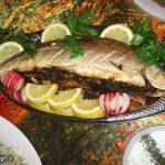 دستور پخت ماهی شکم پر جنوبی
