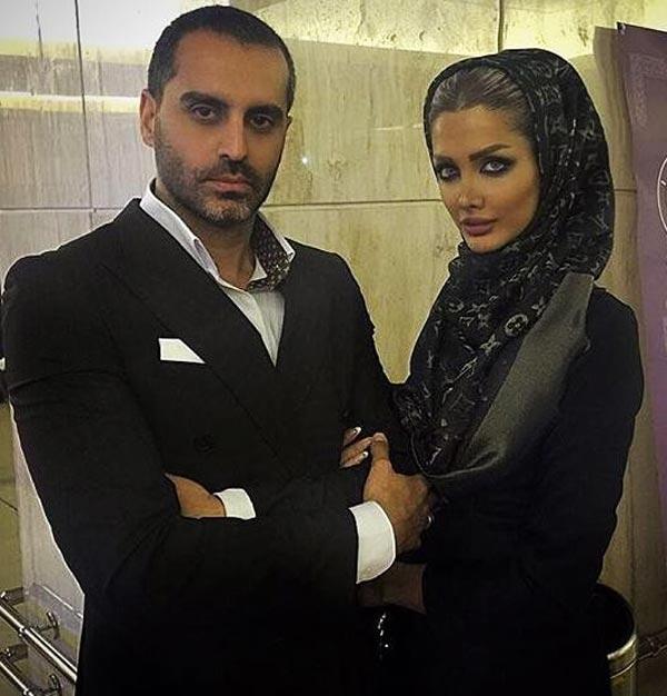 صبا تاجیک همسر علیرام نورایی