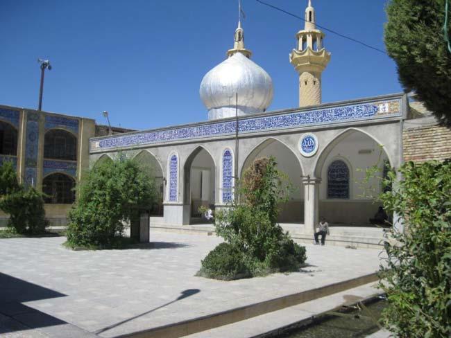 مسجد جامع اقلید- عکس مسجد جامع اقلید