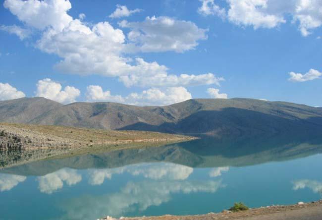 دریاچه کافتر- عکس دریاچه کافتر