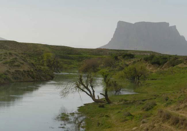 رودخانه کر- عکس رودخانه کر