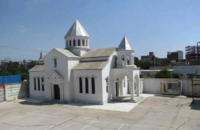 کلیسای سورت گاراپت آبادان