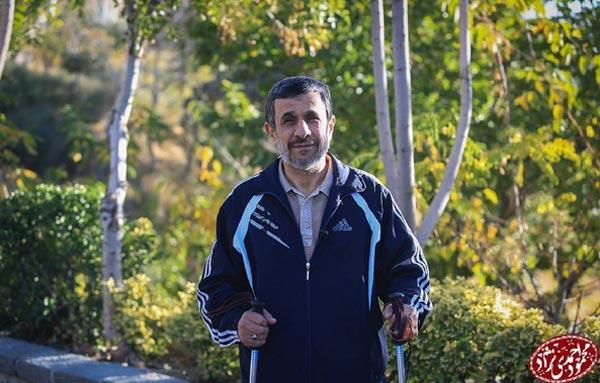 بیوگرافی محمود احمدی نژاد رییس جمهور سابق ایران
