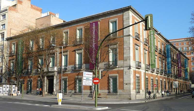 دیدنیهای شهر مادرید اسپانیا
