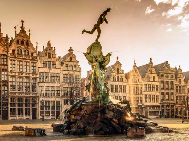 آنتورپ – بلژیک