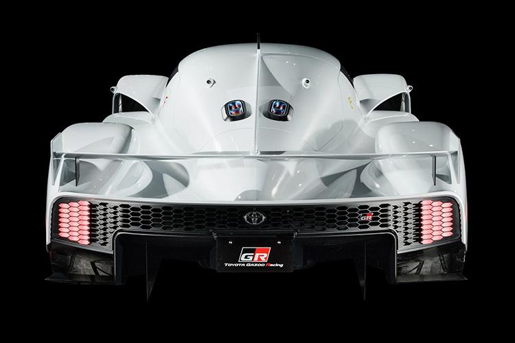 Toyota GR Super Sport Gazoo