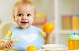 از شیر گرفتن کودک با غذاهای خوش طعم-سلامت