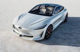 اولین خودروی الکتریکی اینفینیتی سال ۲۰۲۱ وارد بازار می شود – فناوری
