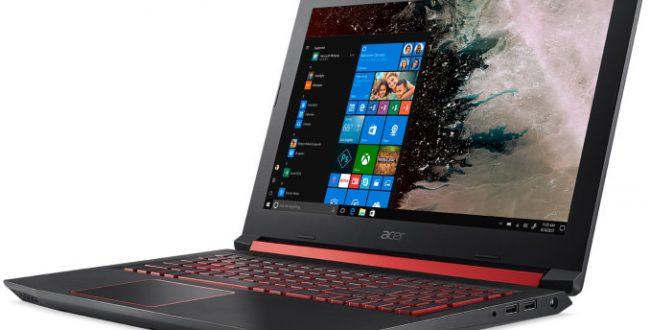 ایسر از لپ تاپ گیمینگ نیترو ۵ رونمایی کرد؛ پردازنده رایزن و گرافیک رادئون RX560 – فناوری