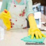 ترفندهای تمیزکردن لوازم برقی آشپزخانه