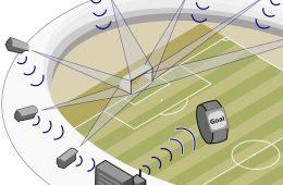 تکنولوژی تشخیص عبور توپ از خط دروازه یا گل لاین چیست؟ – فناوری