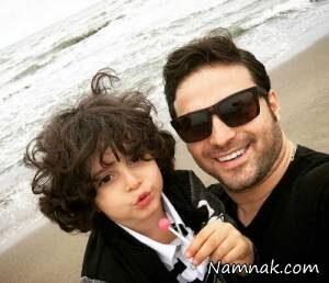 تصاویر فرزندان بازیگران و چهره های مشهور ایرانی