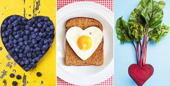 رژیم غذایی ساده برای قلبی سالم-سلامت