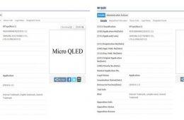 سامسونگ نشان تجاری Micro QLED را در کره ثبت کرد – فناوری