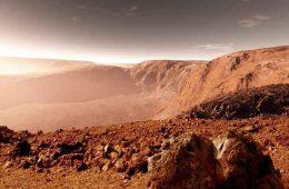 سنگ های مریخ مانند اسفنج، آب را به خود جذب کردهاند – فناوری