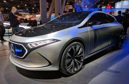 مخالفت مرسدس بنز با قانون الکتریکی شدن خودروها – فناوری