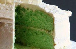 دستور پخت کیک نعنا