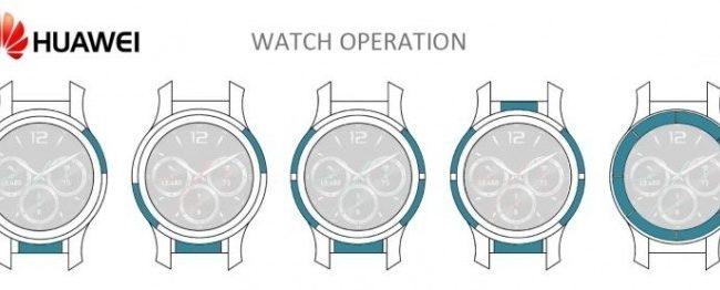 هواوی پتنتی برای حاشیه حساس به لمس در ساعت هوشمند ثبت کرد – فناوری