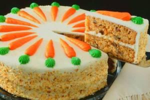 دستور پخت کیک هویج