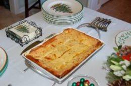 دستور پخت استراتای پنیر (Cheese Strata)