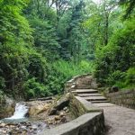 آبشار کبودوال آبشار معروف استان گلستان