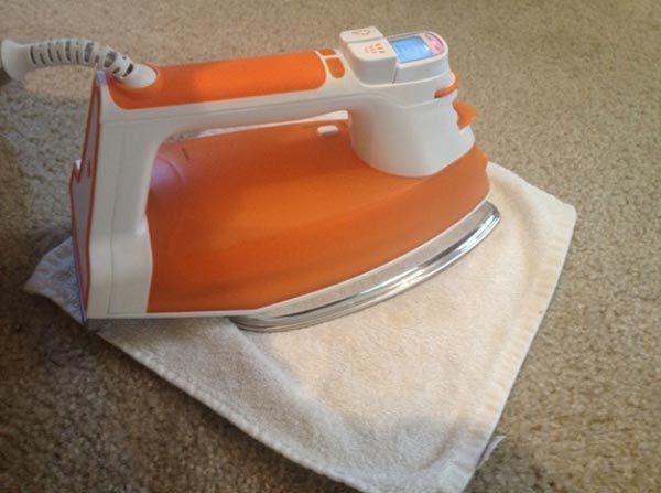عکس تمیز کردن لکه فرش - تمیز کردن خانه
