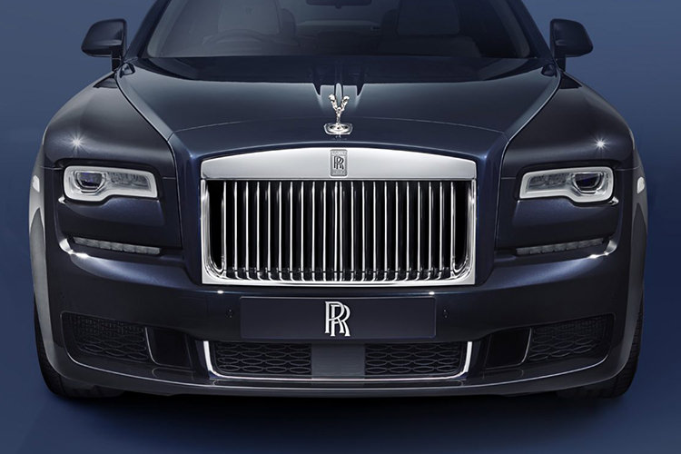 Rolls-Royce Ghost 2018 - رولزرویس گوست