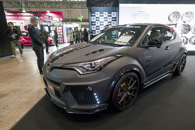 توکیو اتو سالن / Tokyo Auto Salon 2018