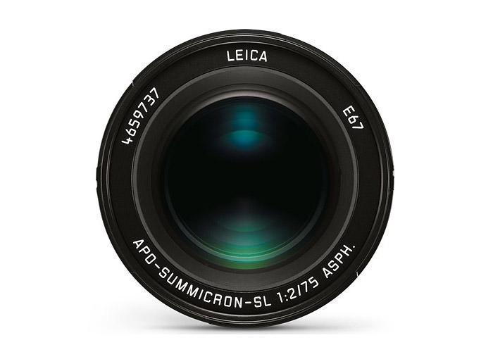 لنز لایکا / Leica APO-Summicron-SL 75mm