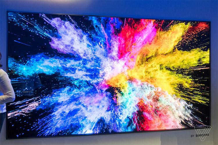 1516353649 707 مقایسه MicroLED با OLED؛ نبرد برترین فناوریهای تلویزیون و صفحهنمایش فناوری - سامسونگ در حال تجاریسازی پنل Micro LED است - فناوری