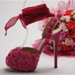 انواع مدل کفش عروس ۲۰۱۸