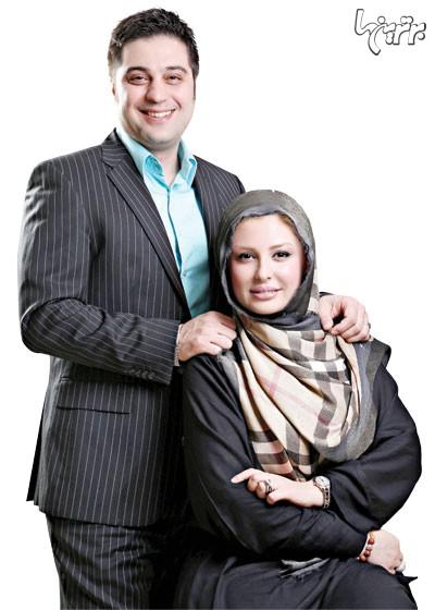 همسر نیوشا ضیغمی