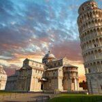 برج پیتزا