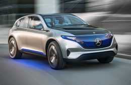 برنامهریزی مرسدس بنز برای تولید جهانی خودروهای الکتریکی – فناوری