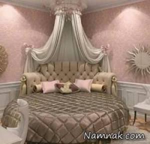 سرویس خواب سلطنتی عروس شاهانه