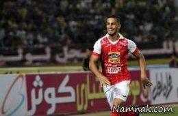 مبلغ قرارداد علی علیپور با تیم فوتبال پرسپولیس