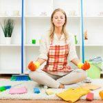 اصول طلایی برای خانه تکانی عید