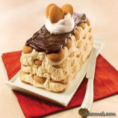 اکلر کیک