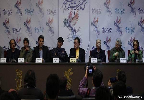 جشنواره فیلم فجر 36